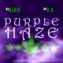 Purple Haze 5 mixtape cover art