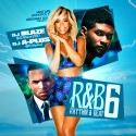 Rhythm & Beat 6 mixtape cover art