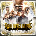 Rich Nigga Music mixtape cover art