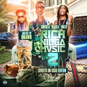 Rich Nigga Music 2 (Hosted By Quavo) mixtape cover art