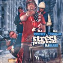 Street Presidents mixtape cover art
