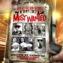 Streetz Most Wanted mixtape cover art