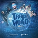 Trap World 11 mixtape cover art