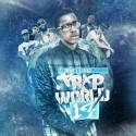Trap World 17 mixtape cover art
