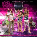 Trap World 18 mixtape cover art