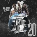 Trap World 20 mixtape cover art