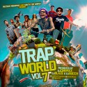 Trap World 7 mixtape cover art