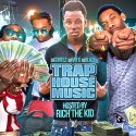 TrapHouse Music mixtape cover art