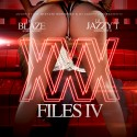 XXX Files 4 mixtape cover art