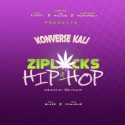 Konverse Kali - Zip Locks & Hip Hop mixtape cover art