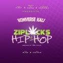 Konverse Kali - Zip Locks & Hip Hop mixtape cover art