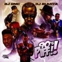90's Piff!! mixtape cover art