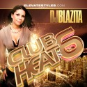 Club Heat 6 mixtape cover art