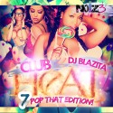 Club Heat 7 mixtape cover art