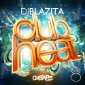Club Heat 8 mixtape cover art