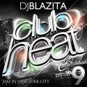 Club Heat 9 mixtape cover art