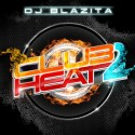 Club Heat 2 mixtape cover art
