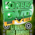 Forbez DVD Live mixtape cover art