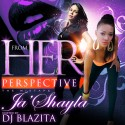 Ja'Shayla - Her Perspective mixtape cover art