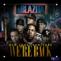 New York We're Back mixtape cover art