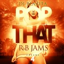 Pop That R&B Jams 4 mixtape cover art