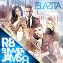R&B Summer Jams 8 mixtape cover art
