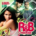 The R&B Overdose mixtape cover art