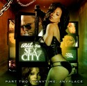 Sex & The City 2 mixtape cover art