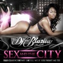 Sex & The City 3 mixtape cover art