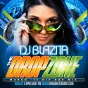 The Drop Zone mixtape cover art