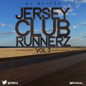 Jersey Club Runnerz 3 mixtape cover art