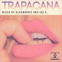 Trapacana mixtape cover art