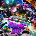 Gorilla Zoe & J.Futuristic - Futuristic Zoo mixtape cover art