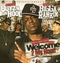 Boyz N Da Hood - Real Nigga Radio (Welcome 2 My Hood) mixtape cover art