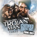 Trojan Man, Vol. 3 (Hosted By Young Buck) mixtape cover art