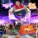 Pretty Boi Fresh - Above The Rim mixtape cover art