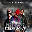 Street Chronicles mixtape cover art