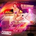 Between Tha Sheetz 23 mixtape cover art