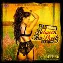 Between Tha Sheetz 26 (Chopped Not Slopped) mixtape cover art
