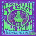 Jackie Chain & ST 2 Lettaz - Stoner Girls Rock (Chopped Not Slopped) mixtape cover art