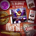 The Legend Lives On 3 mixtape cover art