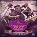 The Trill Is Gone (Chopped Not Slopped) mixtape cover art