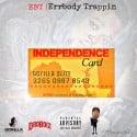 Gorilla Slim - E.B.T. (Errbody Trappin) mixtape cover art