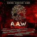 AAW 2 mixtape cover art