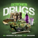 Designer Drugs mixtape cover art