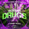 Designer Drugs 2 mixtape cover art