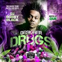 Designer Drugs 3 (Hosted By Que) mixtape cover art