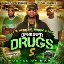 Designer Drugs 5 (Hosted By Cap1) mixtape cover art
