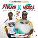 Maggot Merce - The Ruler & The Tutor mixtape cover art