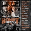 Street Certified mixtape cover art